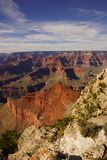 Zwischen Mohave-Punkt und Hopi Point lizenzfreies stockbild