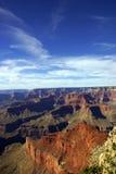 Zwischen Mohave-Punkt und Hopi Point lizenzfreie stockbilder