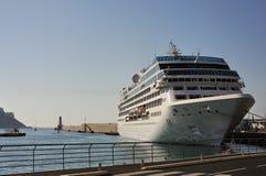 Zwischenlage im Nizza Hafen (Frankreich) 2 Stockfotografie