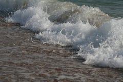 Zwischenzustand des Wassers Lizenzfreies Stockfoto