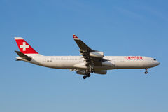 Zwitser a-340 Stock Afbeelding