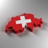 Zwitserland Stock Foto