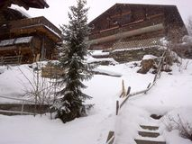 Zwitserland Jungfrau Royalty-vrije Stock Foto's