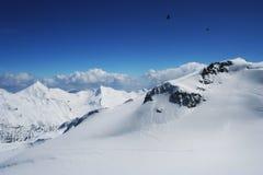 Zwitserse alpen Stock Foto's