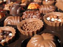 Zwitserse chocolade Royalty-vrije Stock Foto's