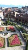 Zwitserse mening Royalty-vrije Stock Foto's