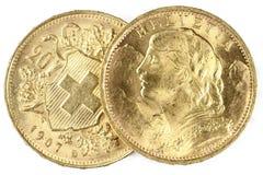 Zwitserse Vreneli Royalty-vrije Stock Fotografie