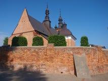 "ZwoleÅ ""kościół, Polska fotografia royalty free"