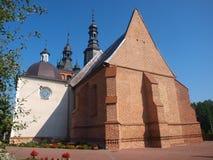 Zwoleń church, Poland Stock Image