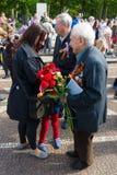 Zwycięstwo dzień &-x28; 9 May&-x29; w Treptower parku berlin Germany Fotografia Royalty Free