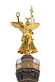 Zwycięstwo kolumna, Berliński Niemcy Fotografia Royalty Free