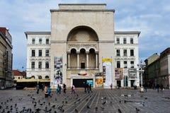 Zwycięstwo Kwadratowy Piata Victoriei Obrazy Royalty Free