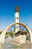 Zwycięstwo pomnikowy Buon Ja Thuot Obrazy Royalty Free