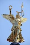 Zwycięstwo statua Fotografia Royalty Free
