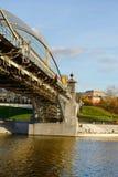 Zwyczajny Bogdan Khmelnitsky most Zdjęcie Stock