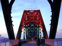 Zwyczajny most zdjęcie stock