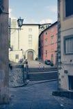 Zwykły mały spokojny Włochy zdjęcie stock