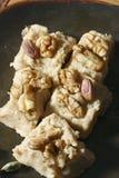 Zwykły Payra - Afghani kardamonu fudge Zdjęcia Royalty Free