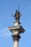 Zygmunt's Column royalty free stock photo