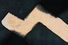 Zygzag, czerep, gorący batik, tło tekstura ilustracja wektor