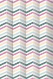 zygzag geometryczny wzór Zygzakowaty tło Obraz Stock