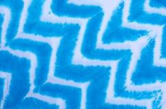 Zygzakowaty krawat farbujący deseniowy abstrakcjonistyczny tło Obrazy Royalty Free