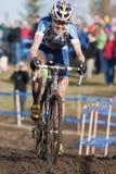 Zyklo-Kreuz nationale Meisterschaft - Auslese-Frauen Stockfotografie