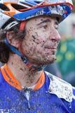 Zyklo-Kreuz nationale Meisterschaft - Auslese-Männer Lizenzfreies Stockbild