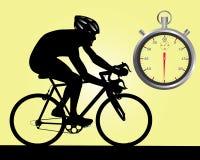Zykluslaufen Vektor Abbildung