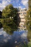 Zypendaal-Schloss nahe Arnhem Stockbild