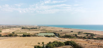 Zypern-Ansicht Lizenzfreie Stockbilder
