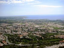 Zypern-Ansicht Lizenzfreies Stockbild