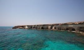Zypern-Ferien im Sommer Stockbilder