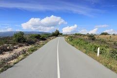 Zypern-Landschaft Stockfoto