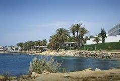 Zypern: Meer in Paphos Stockfoto