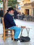 Zypriotischer Mann Lizenzfreie Stockfotos