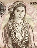 Zypriotisches Mädchen lizenzfreies stockbild