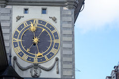 Zytglogge in Bern, landmark medieval clock tower Stock Photo