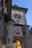 Zytglogge in Bern in Switzerland Royalty Free Stock Photo