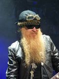 ZZ Top Royalty Free Stock Photography