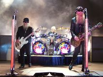 ZZ Top Royalty Free Stock Images