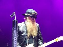 ZZ Top Stock Images