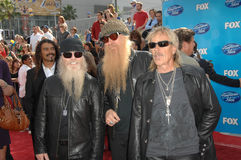 ZZ Top Stock Photo