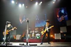 ZZ Top in Concert Stock Image