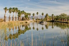 Zzyzx Royalty Free Stock Photos
