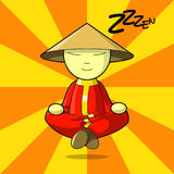 Zzzen fotografia de stock