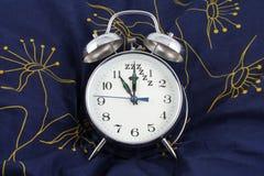 zzzz время ложиться спать Стоковые Фотографии RF
