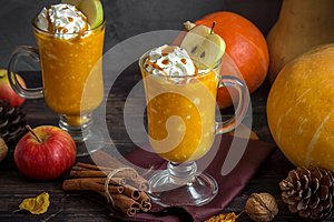 Autumn Drink for Thanksgiving