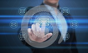 Message Email Mail Communication Online Chat Business Internet Technology Network Concept