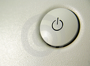 Turn on button
